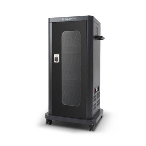 스마트엑세스 솔리드싱크 태블릿PC 동기화 충전보관함 V-30