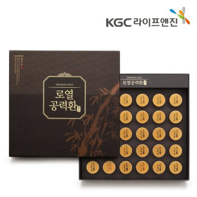 [KGC] 추석선물 프리미엄 로열공력환 (3.75g*30환)