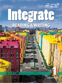 Integrate Reading & Writing Basic 1,2,3,4